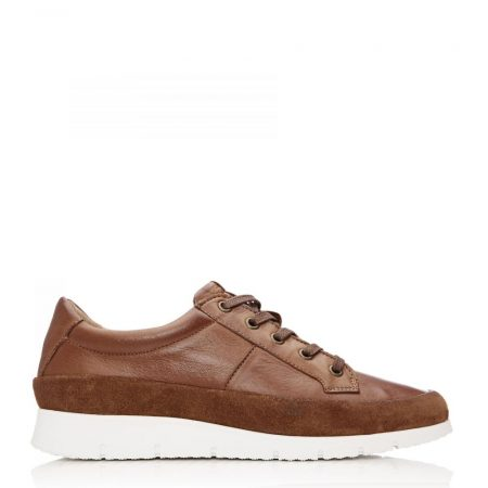 All Trainers | Moda in Pelle Womens Sh Alexis Tan Leather Alexis