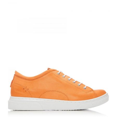 All Trainers   Moda in Pelle Womens Sh Spell Yellow Leather Spell