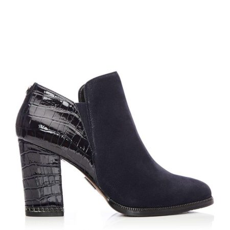 Ankle Boots | Moda in Pelle Womens Kailey Navy Protauras Navy