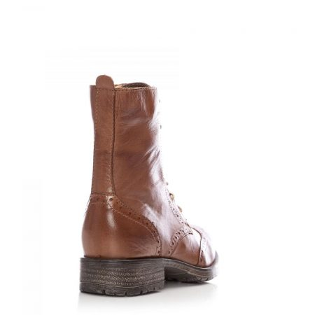 Ankle Boots | Moda in Pelle Womens Sh Beth Tan Leather Beth