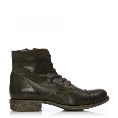 Ankle Boots   Moda in Pelle Womens Sh Inbound Olive Leather Inbound