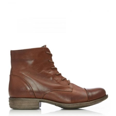Ankle Boots   Moda in Pelle Womens Sh Inbound Tan Leather Inbound