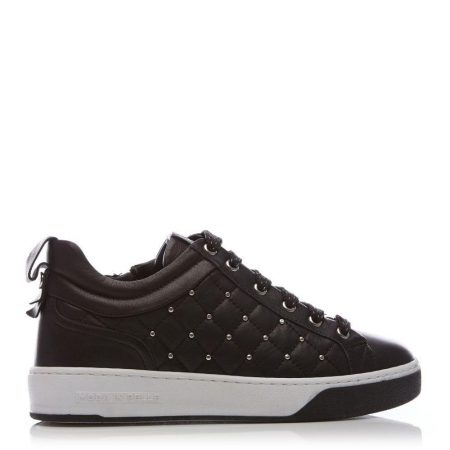 Casual Shoes And Trainers | Moda in Pelle Womens Adalee Black Leather Black