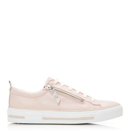 Casual Shoes And Trainers | Moda in Pelle Womens Filicia Nude Leather Nude