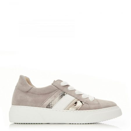 Casual Shoes And Trainers   Moda in Pelle Womens G Wilma Camel Suede Wilma