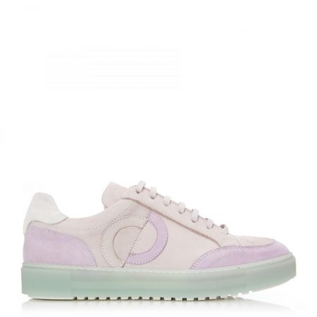 Casual Shoes And Trainers | Moda in Pelle Womens Seville Lilac Leather Lilac