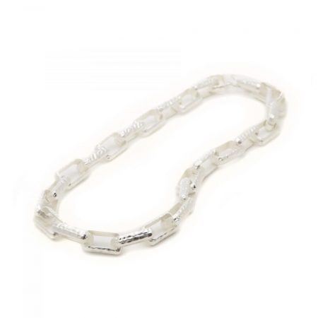 Jewellery | Moda in Pelle Womens Chainynecklace Silver Metal Silver