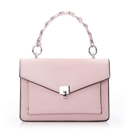 Tote Bags | Moda in Pelle Womens Deliabag Nude Porvair Nude